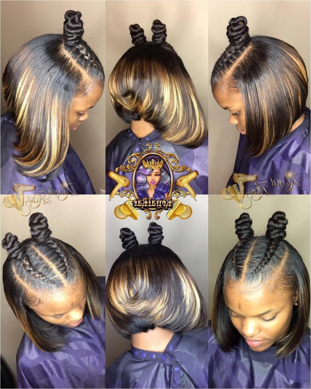 Braids Regarding Most Popular Royal Braided Hairstyles With Highlights (View 9 of 20)