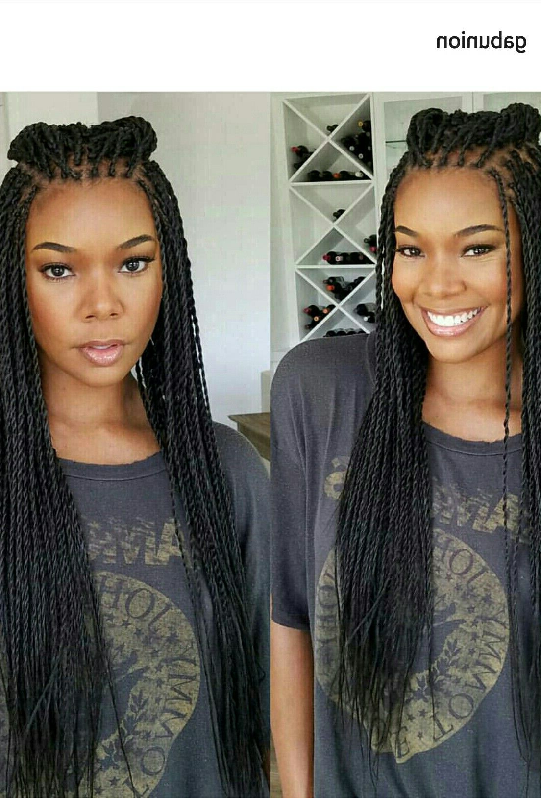 Braids✨ In (View 5 of 20)