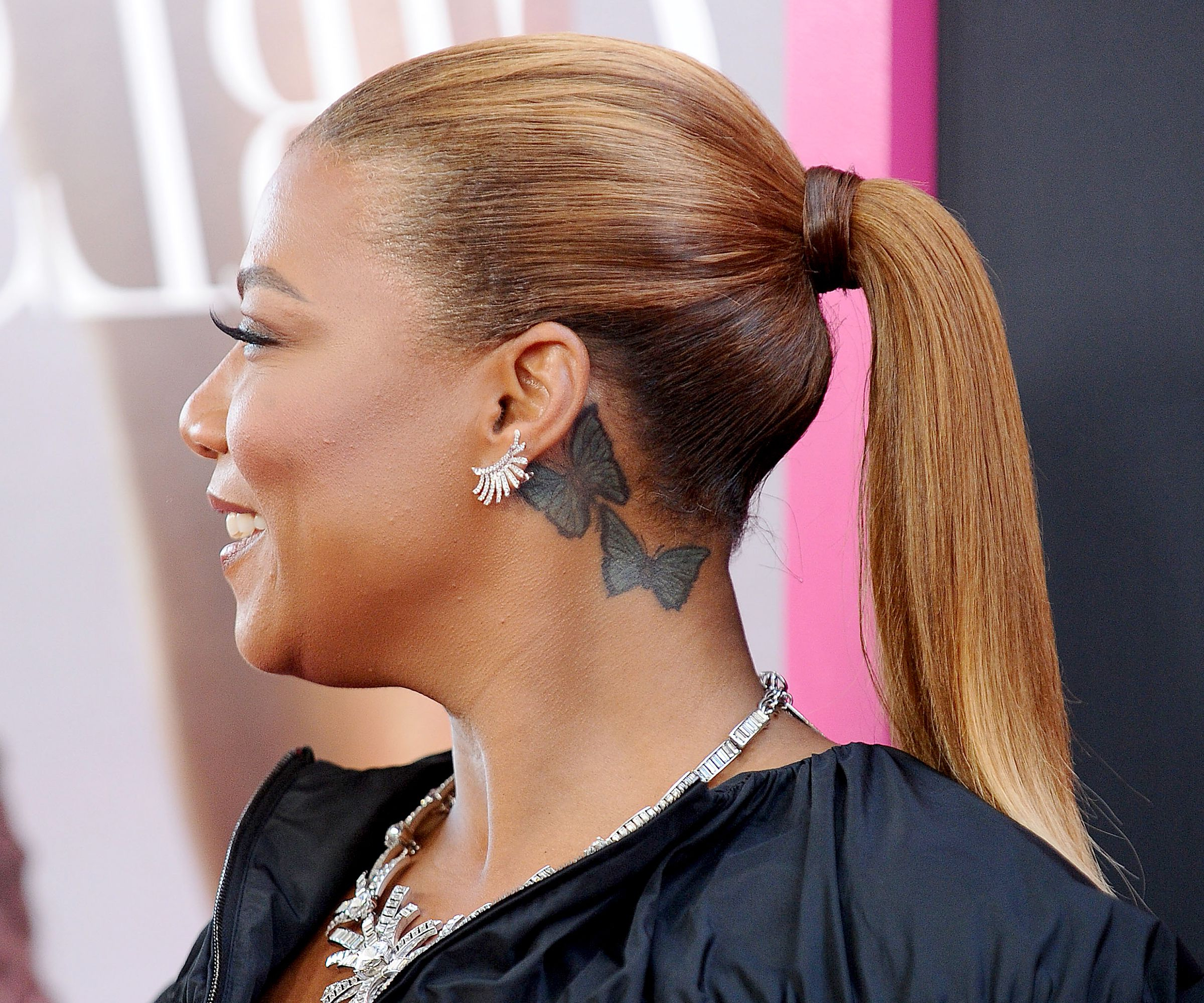Celebs Bringing Back The Hair Wrapped Ponytail Trend Regarding Newest Wrapped Ponytail Hairstyles (View 3 of 20)