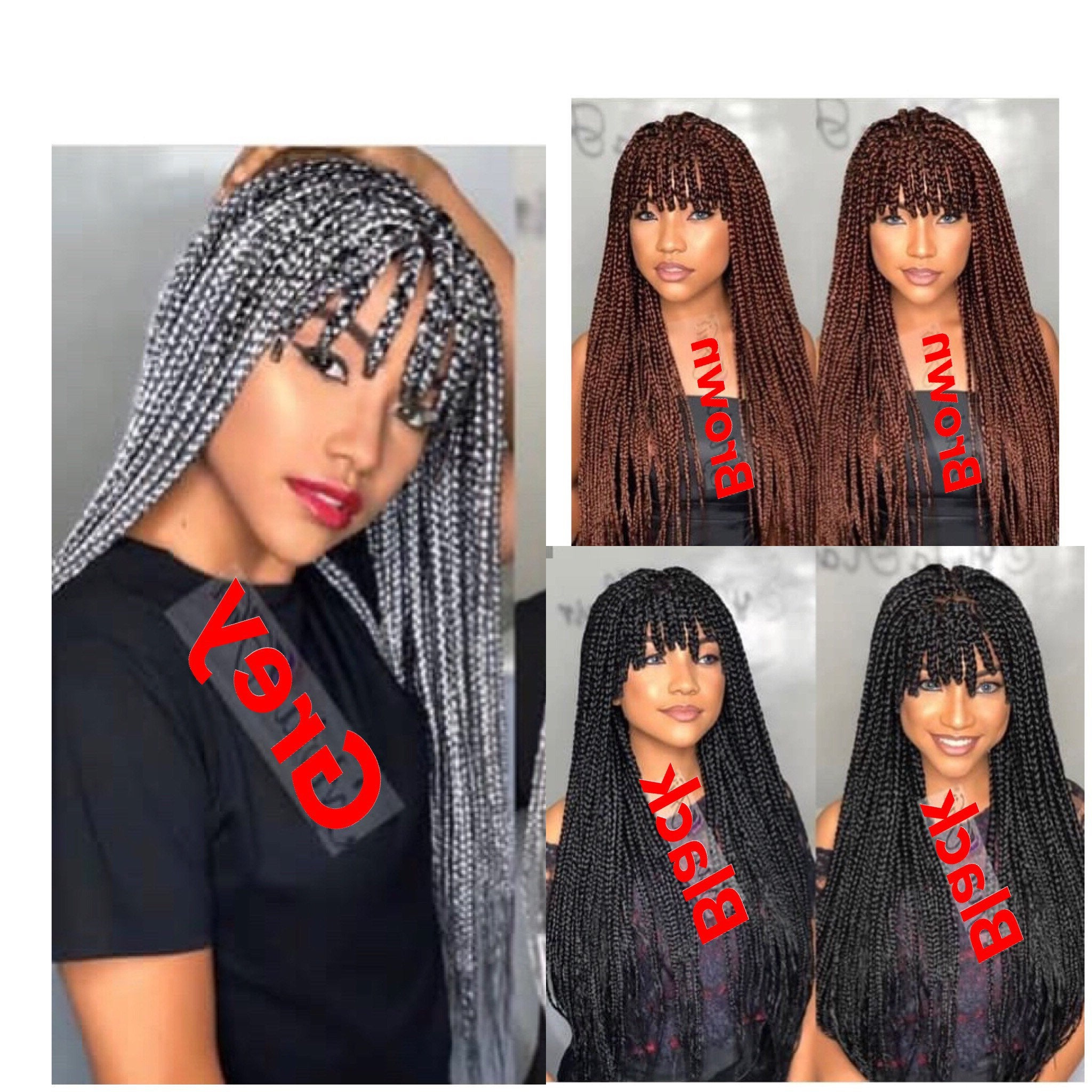 Cleopatra Fully Braided Wig Box Braids Wig Braid Wig Cornrow Wig Braided Unit Goddess Locs Goddess Braids Lemonade Wig Cap Frontal Faux Locs With Recent Cleopatra Micro Braids (View 16 of 20)