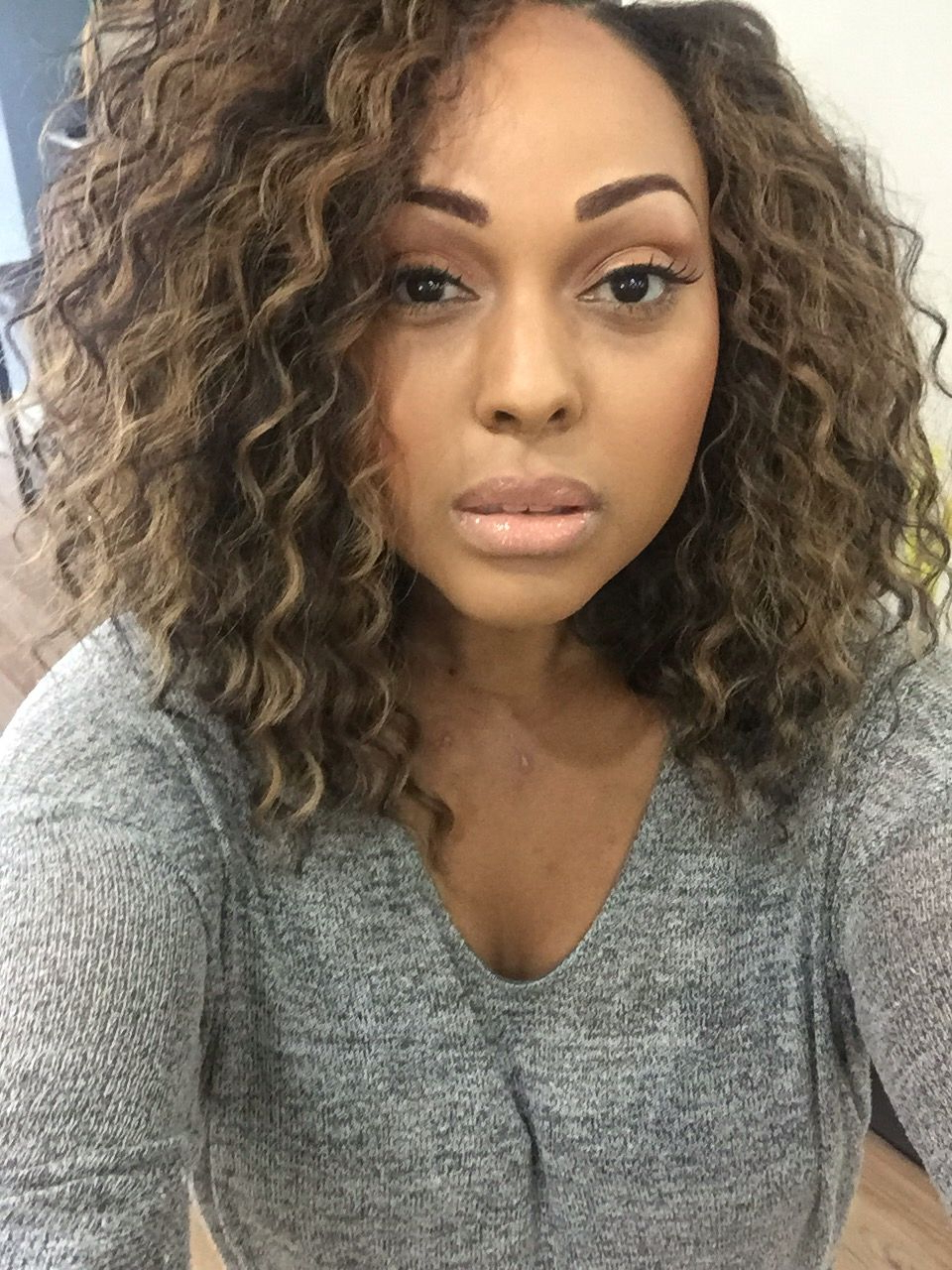 Crochet Weave. Deep Wave. Big Hair, Don't Care (View 8 of 20)