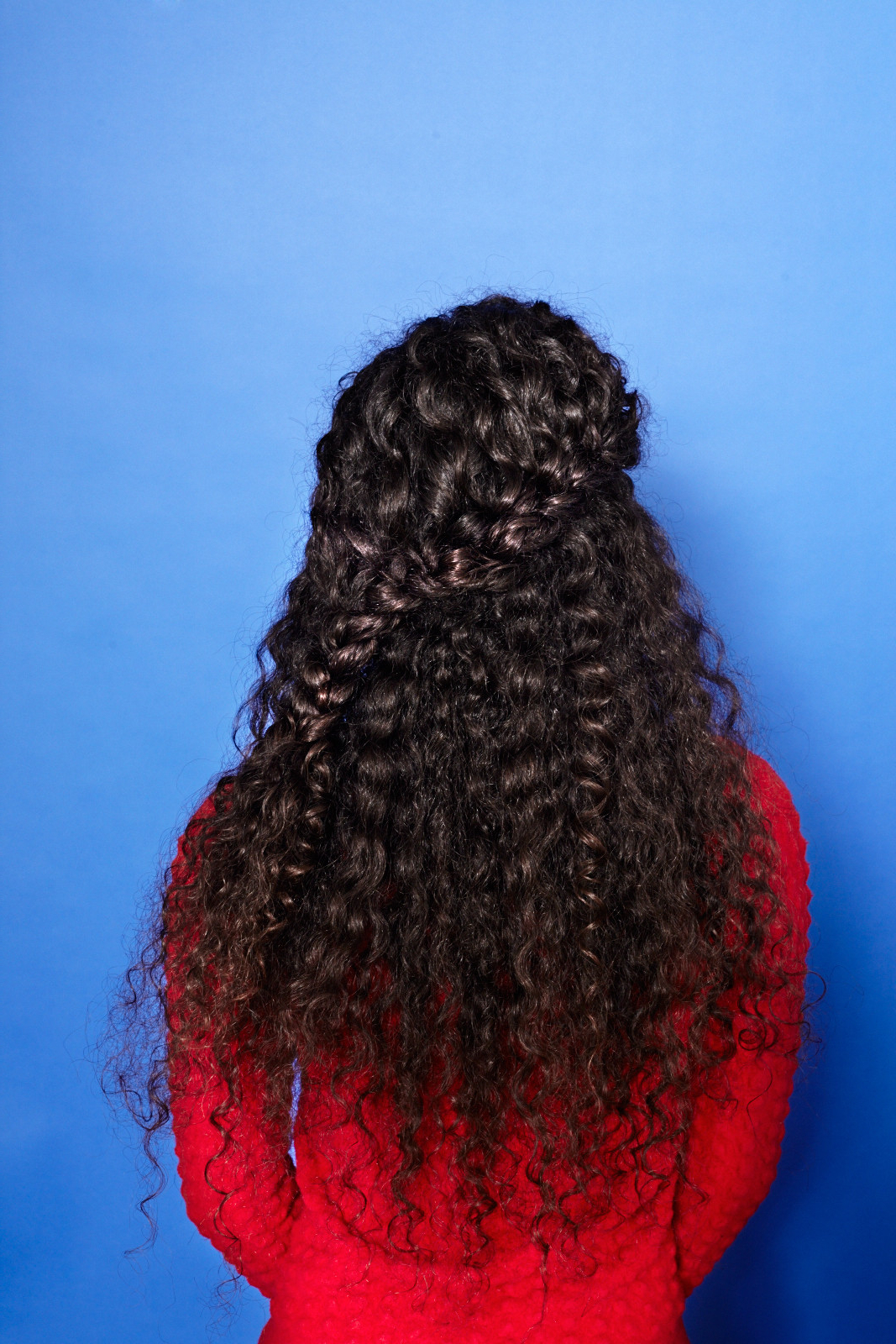 Current Angled Braided Hairstyles On Crimped Hair Within How To Braid Curly Hair – Cute, Plait Styles (View 11 of 20)