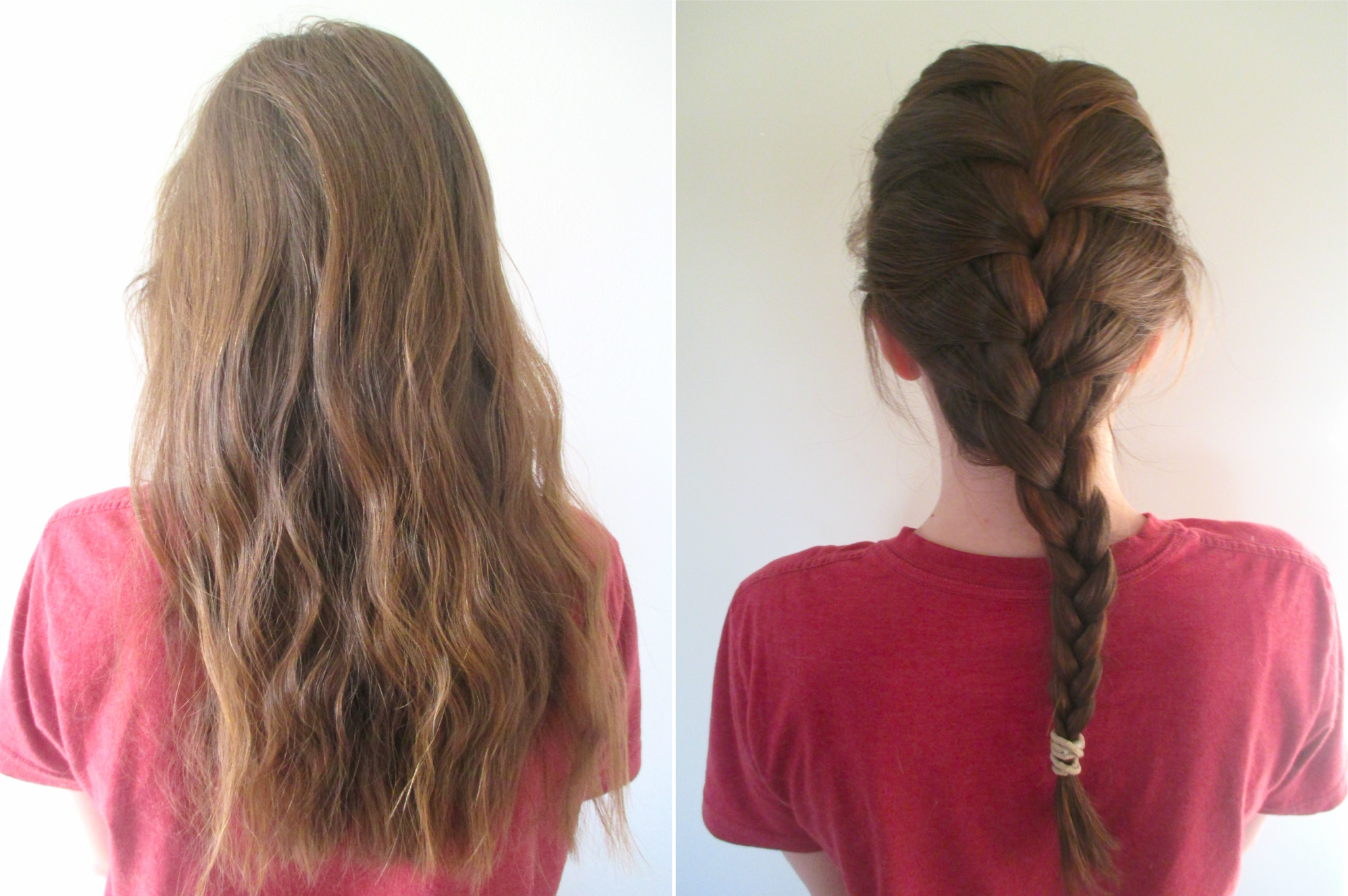 Current Loose 4 Strand Rope Braid Hairstyles In How To Get Wavy Hair Overnight, Broken Down4 Different (View 6 of 20)