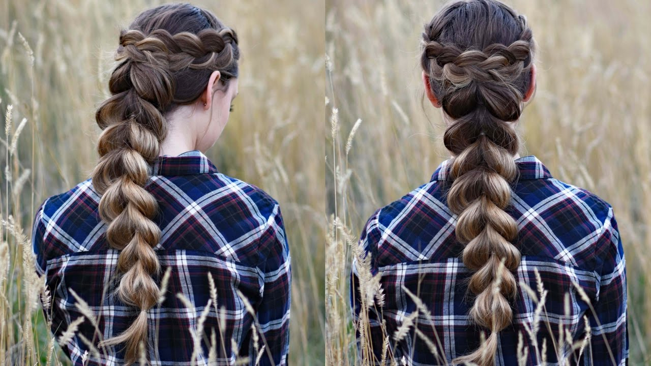 Featured Photo of Braided And Wrapped Hairstyles