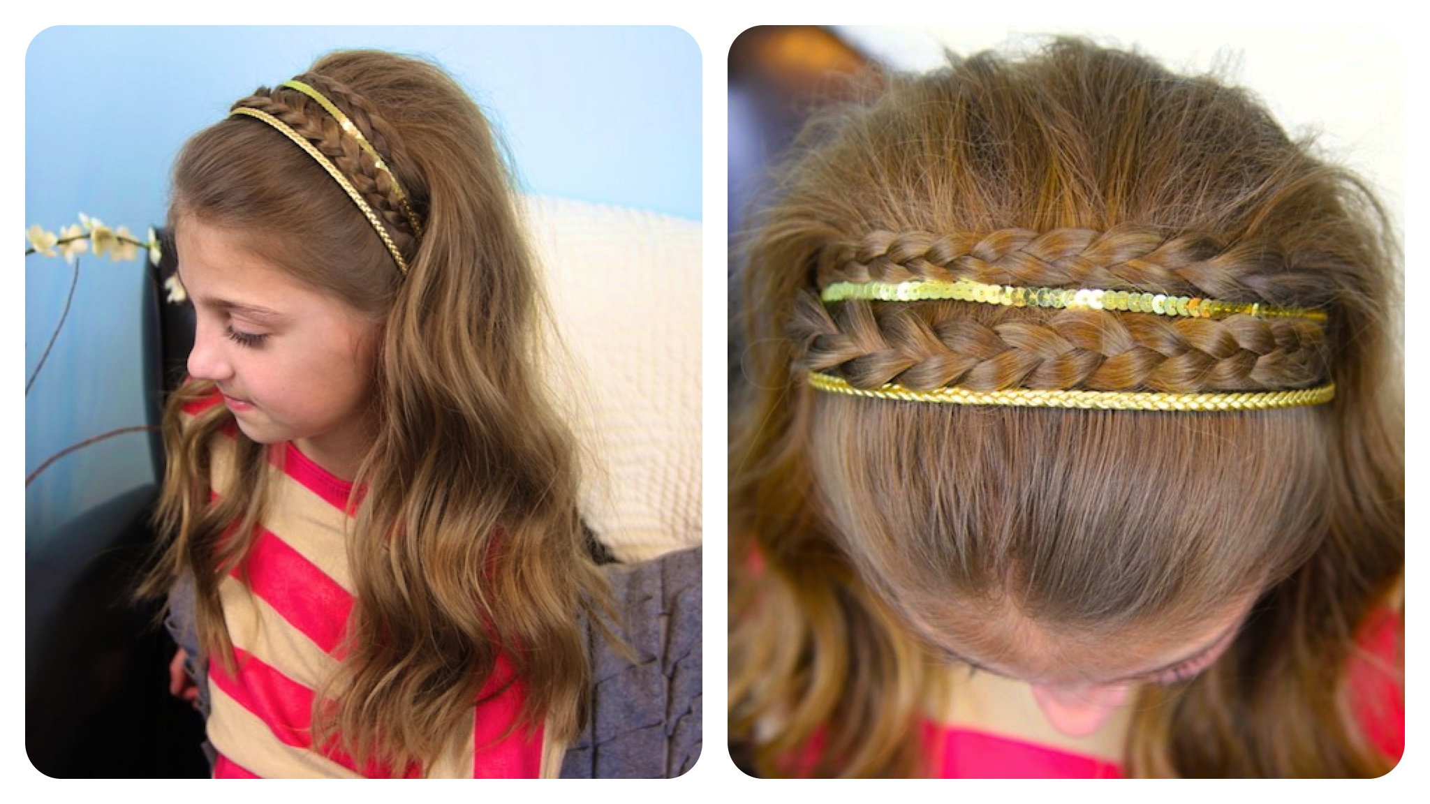 Cute Intended For Best And Newest Braid Hairstyles With Headband (View 5 of 20)