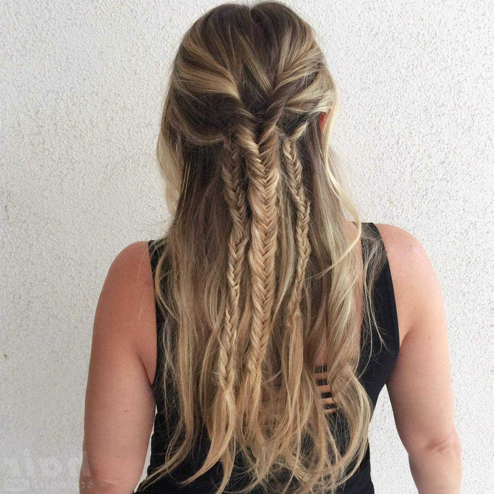 Different Styles To Make Braid Hairstyles For Women (View 7 of 20)