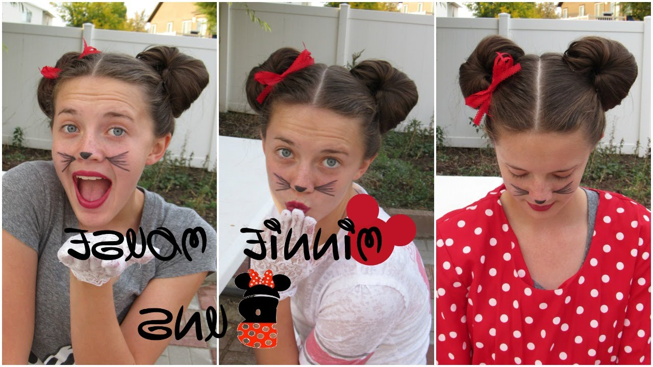 Disney Minnie Mouse Buns (View 15 of 20)