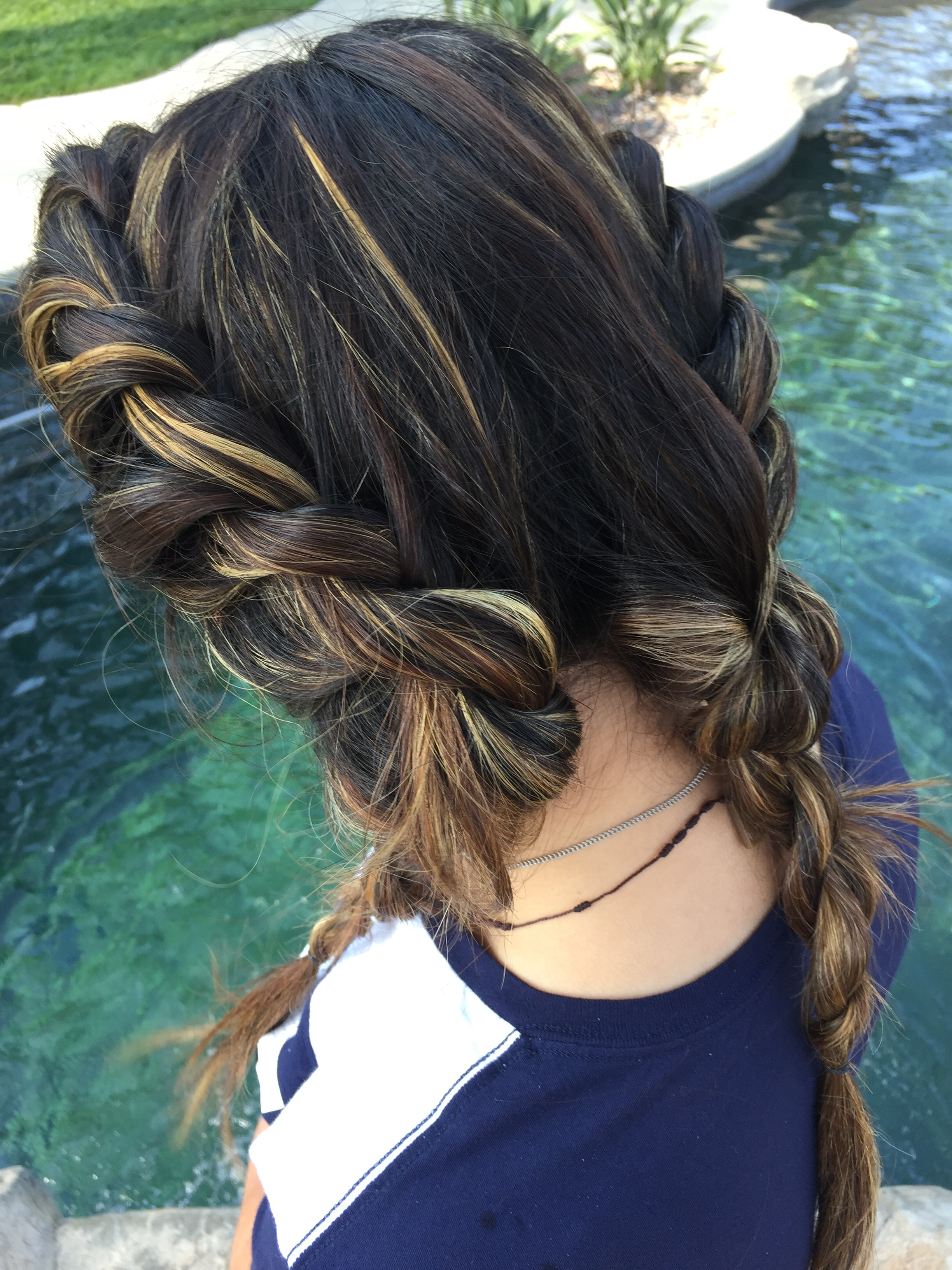 Diy Overnight Curls/waves – Seton Girls' Hairstyles Throughout Well Liked Dramatic Rope Twisted Braid Hairstyles (Gallery 20 of 20)