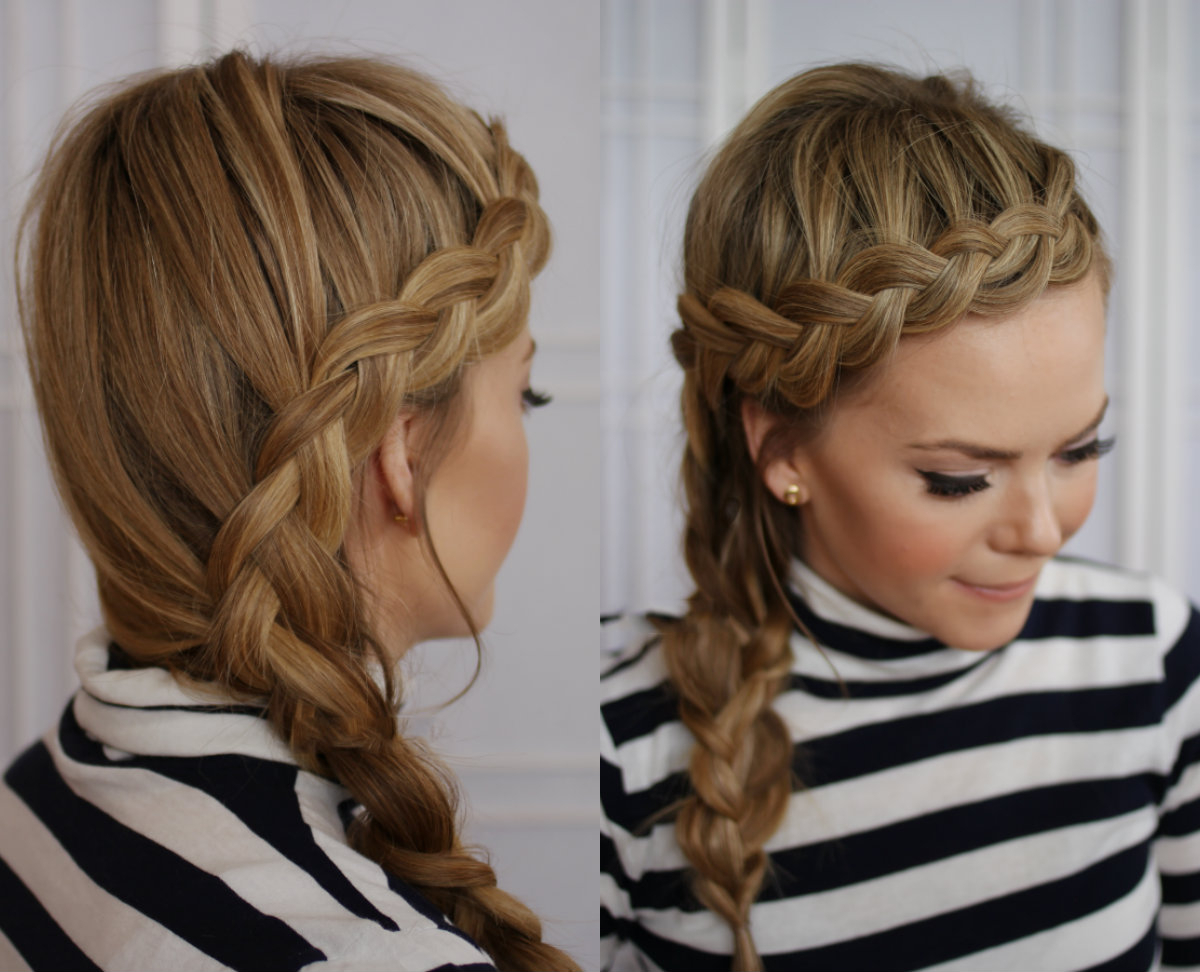 Dutch Braids Hairstyles Ideas To Inject You Some Romance With Regard To 2019 Side Dutch Braided Hairstyles (Gallery 10 of 20)
