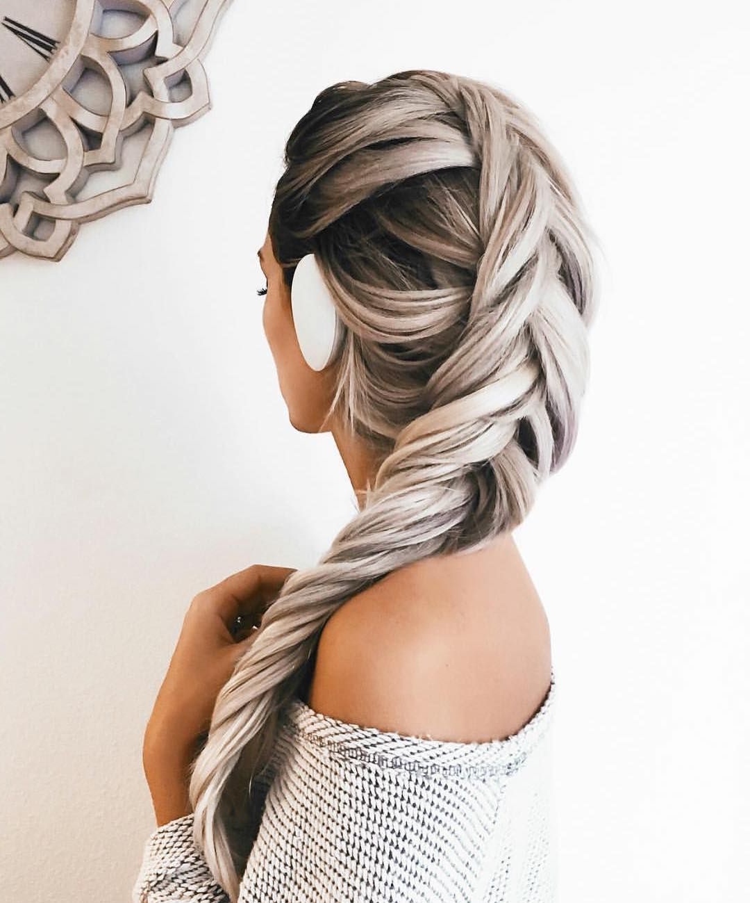 Featured Photo of Billowing Ponytail Braided Hairstyles