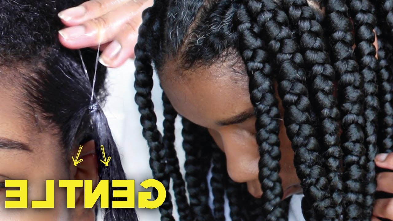 Easy Natural Hair Protective  Style (View 8 of 20)