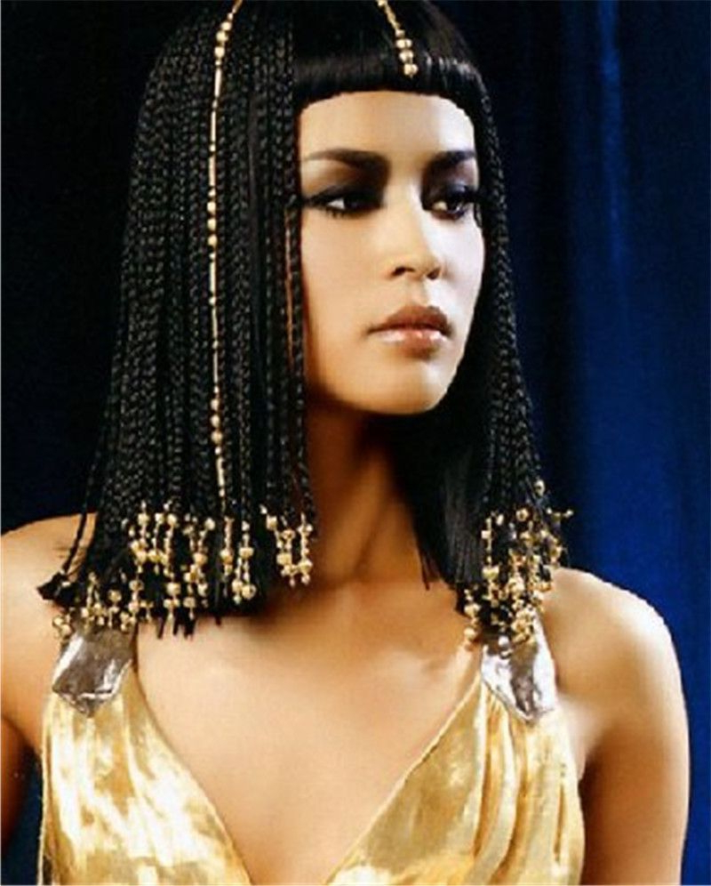Famous Cleopatra Micro Braids Intended For Cleopatra Hairstyle Braid Hair Wigs (View 7 of 20)