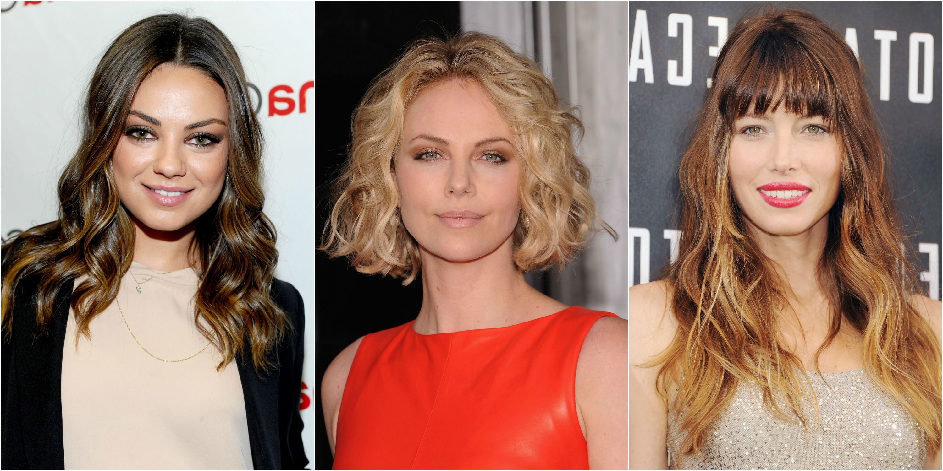 Famous Glamour Waves Hairstyles With 20 Celebrity Wavy Hairstyles – Best Wavy Hairstyles & Cuts (Gallery 19 of 20)