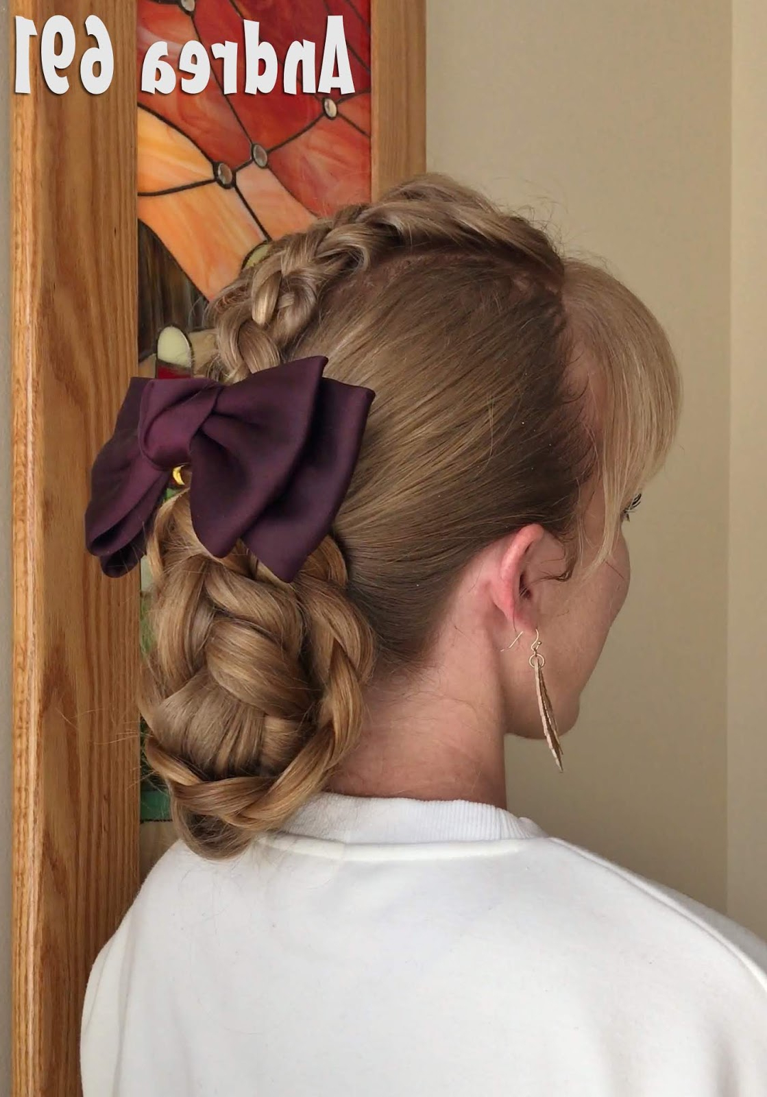 Famous Loose 4 Strand Rope Braid Hairstyles Within Braids & Hairstyles For Super Long Hair (View 18 of 20)