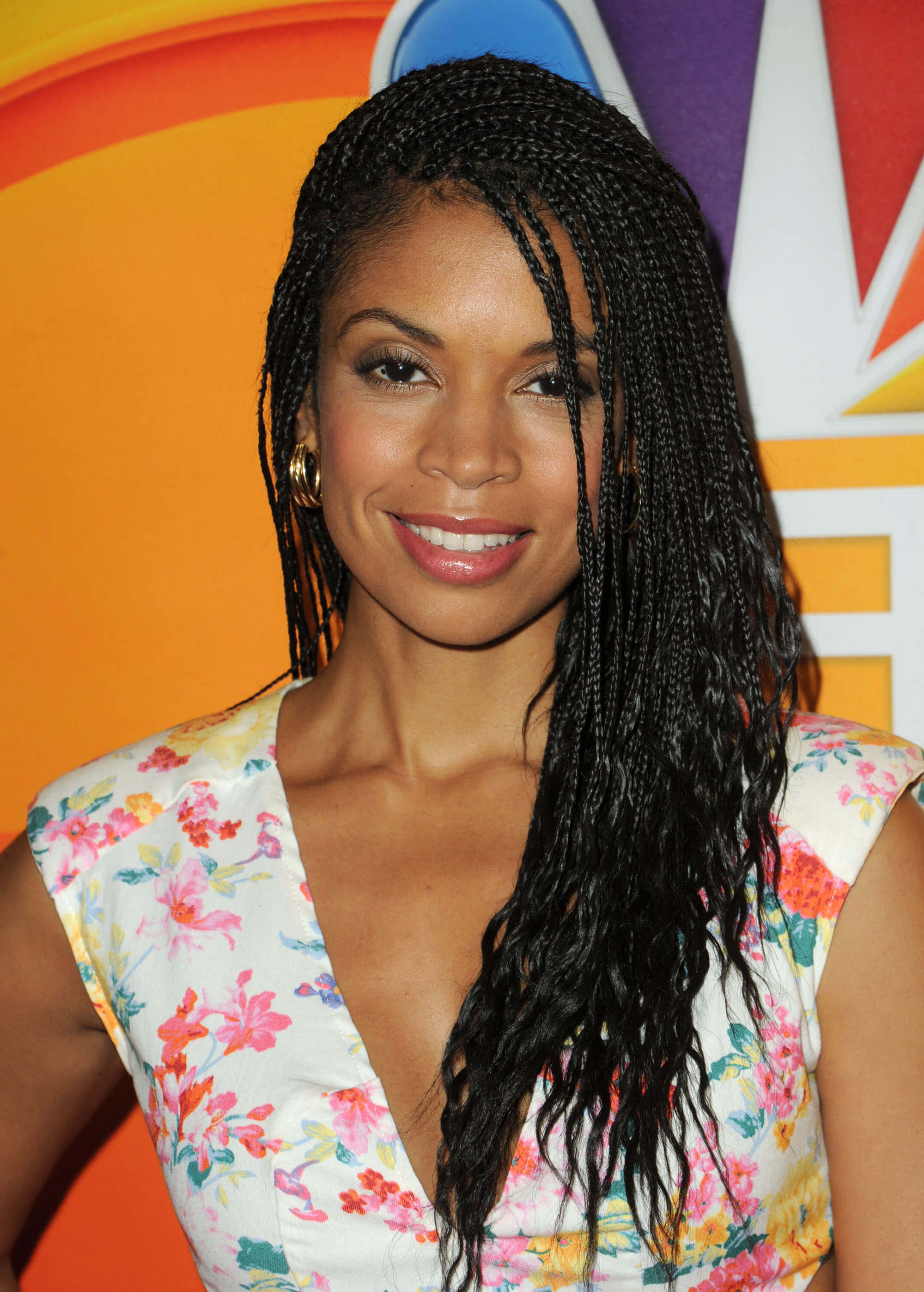 Famous Side Swept Twists Micro Braids With Beads Intended For Micro Braids Hairstyles: 7 Celebrity Looks You Have To See (View 8 of 20)