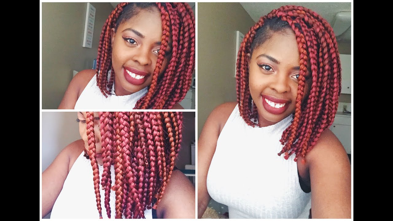 Famous Twisted Lob Braided Hairstyles With Regard To How To Make Lob Or Bob Braids (View 8 of 20)