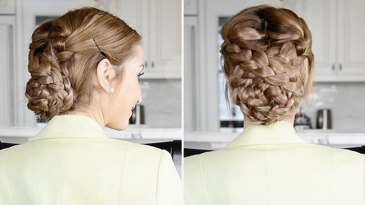 Featured Photo of Fancy Braided Hairstyles