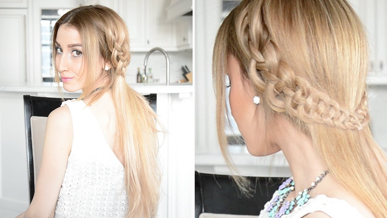 Fancy Hair Tutorial (View 7 of 20)