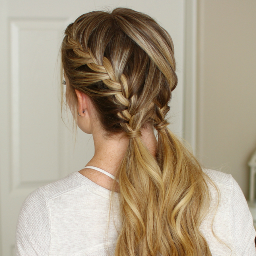 Fashionable Blonde Asymmetrical Pigtails Braid Hairstyles With Regard To 18 Hairstyles That Prove Pigtails Aren't Just For Kids – More (View 6 of 20)