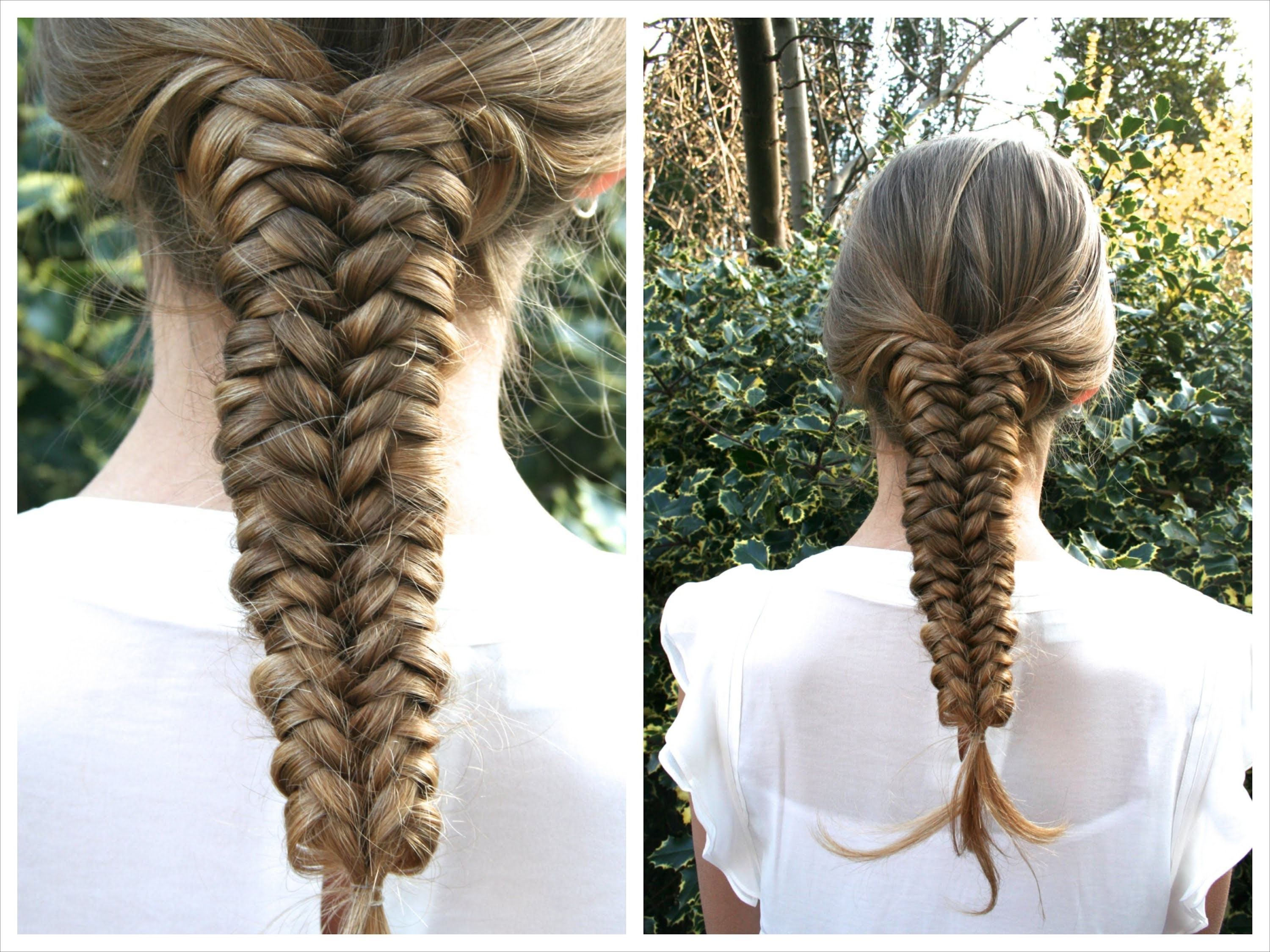 Featured Photo of Flawless Mermaid Tail Braid Hairstyles