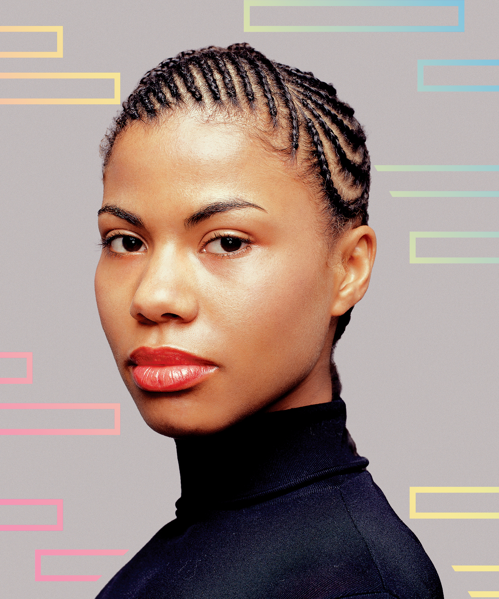 Fashionable Two Tone Tiny Bob Braid Hairstyles With Braids Hairstyles Differences – Cornrows French Crochet (View 12 of 20)