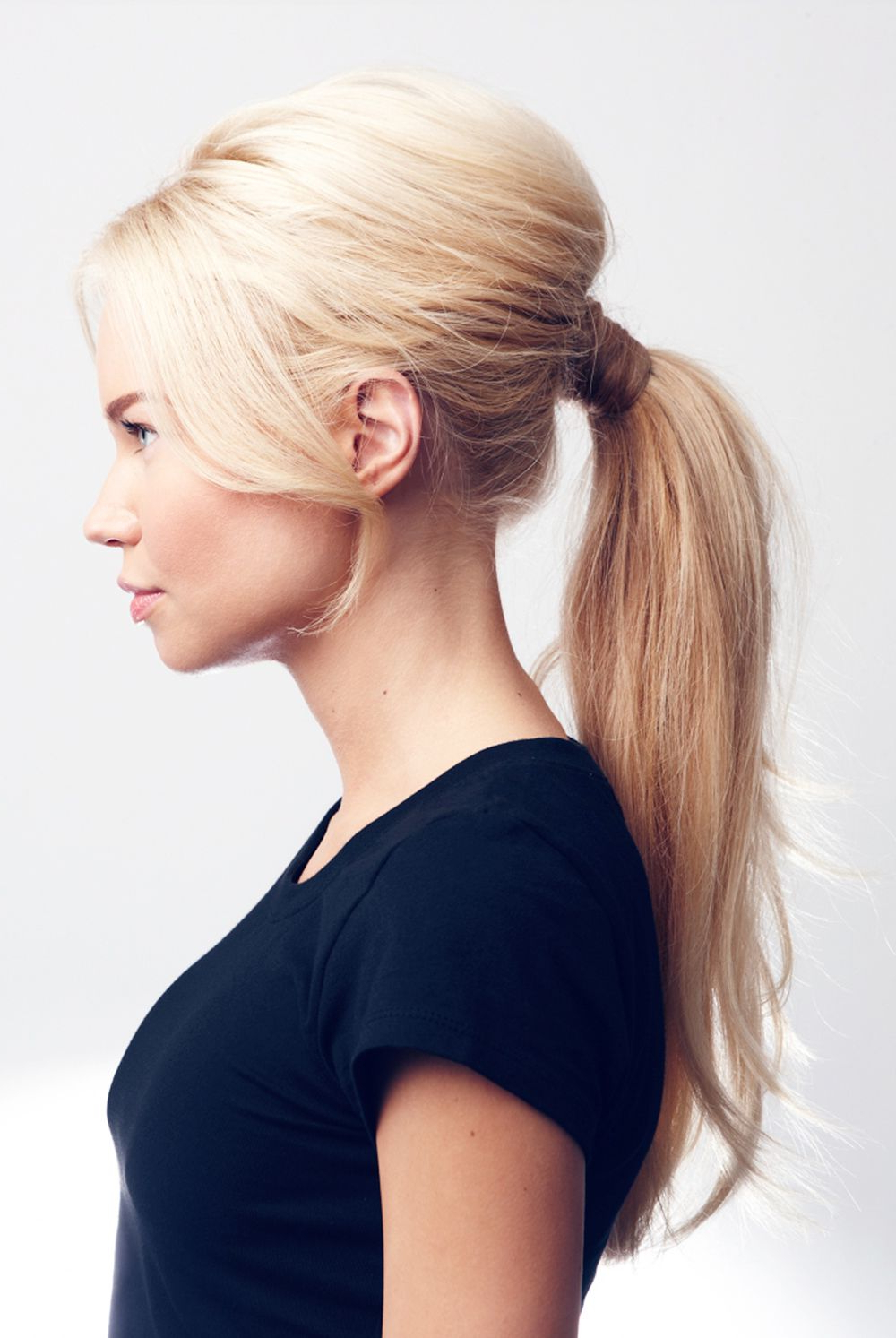 Fashionable Wrap Around Ponytail Updo Hairstyles Regarding Daily Va Va Voom: Instantly Dress Up Your Wear To Work (View 5 of 20)