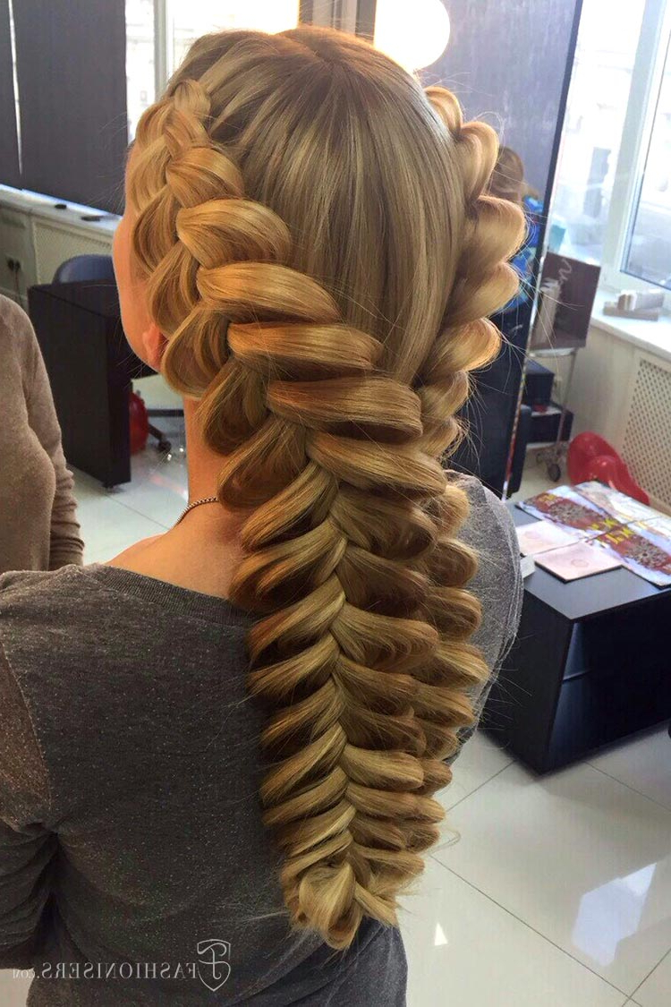 Fashionisers© – Part 117 With Preferred Mermaid Inception Braid Hairstyles (View 10 of 20)