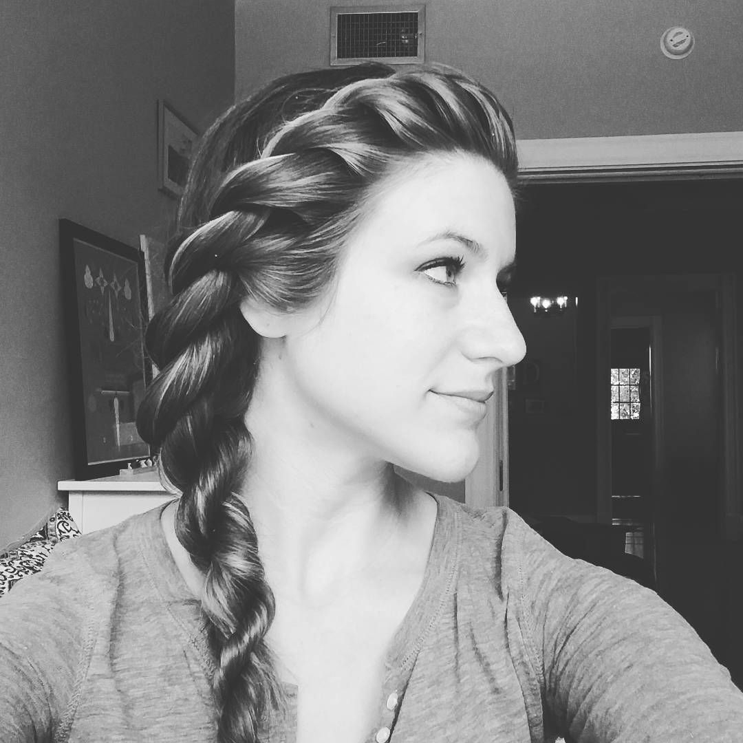Favorite Casual Rope Braid Hairstyles With 30 Rope Braid Hairstyles Looking Both Casual And Fancy – All (View 6 of 20)