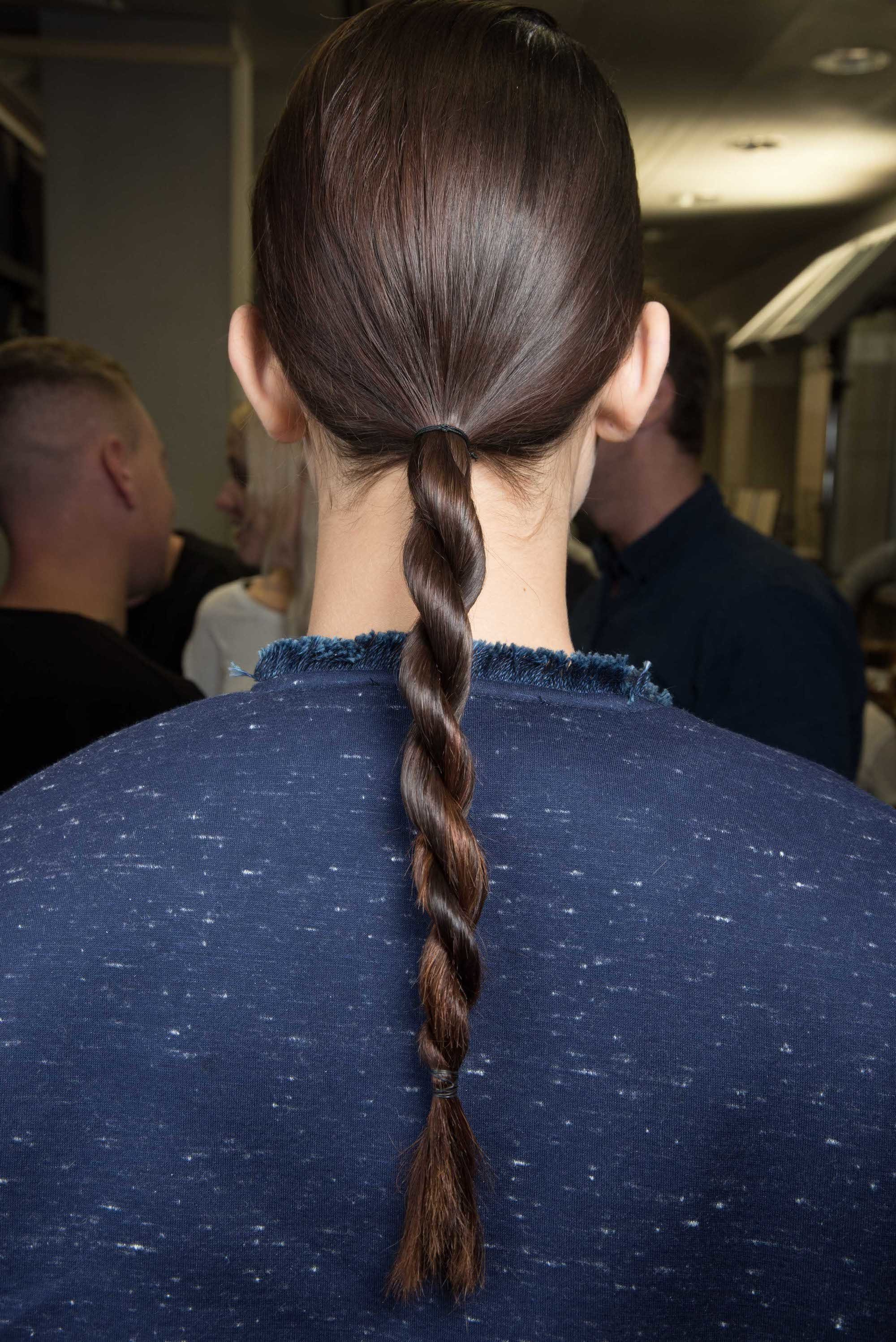 Favorite Easy French Rope Braid Hairstyles Intended For 6 Different Types Of Braids You Need To Know (View 13 of 20)