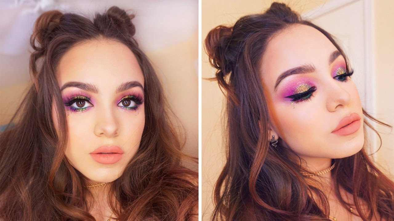 Favorite Mini Buns Hairstyles With Mini Space Buns Hair Tutorial ♡ (Gallery 2 of 20)