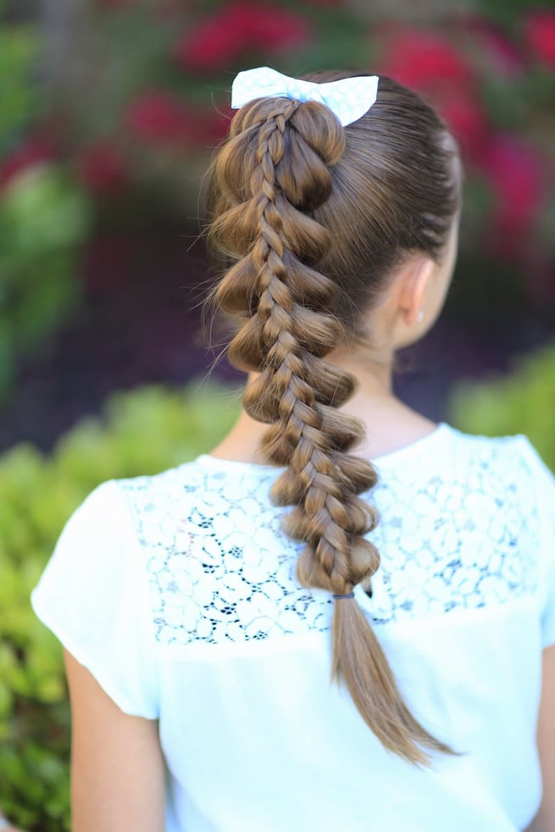 Favorite Stacked Buns Updo Hairstyles Throughout Stacked Bun Hairstyle (View 5 of 20)