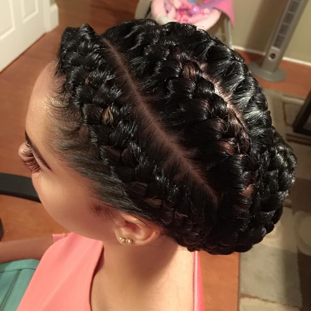 Favorite Under Braid Hairstyles For Long Haired Goddess In Never A Dull Moment In My World (View 4 of 20)