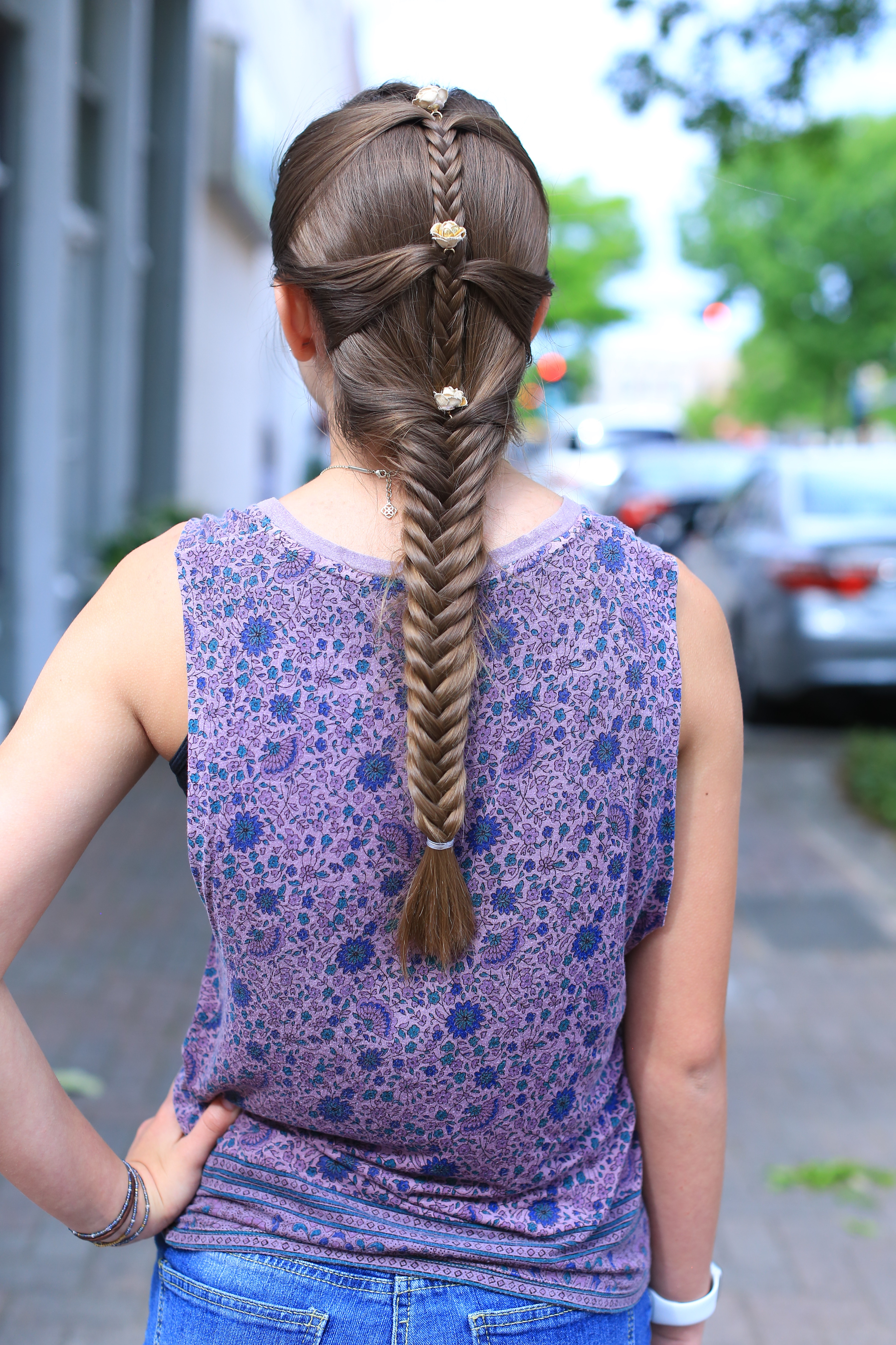 Fishtail Mermaid Braid (View 15 of 20)