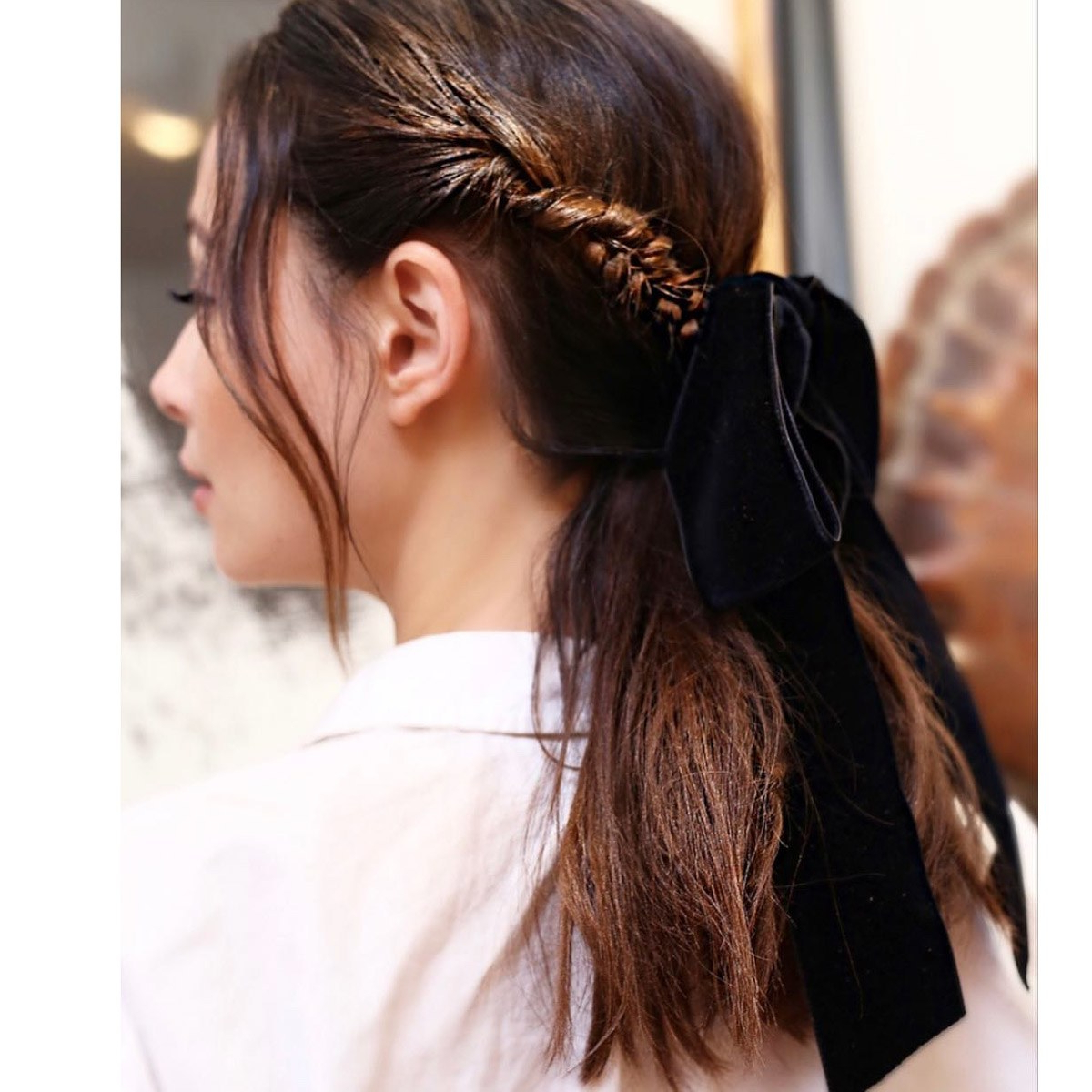 Glamour Throughout Well Known Wrapped Ponytail Braid Hairstyles (View 13 of 20)