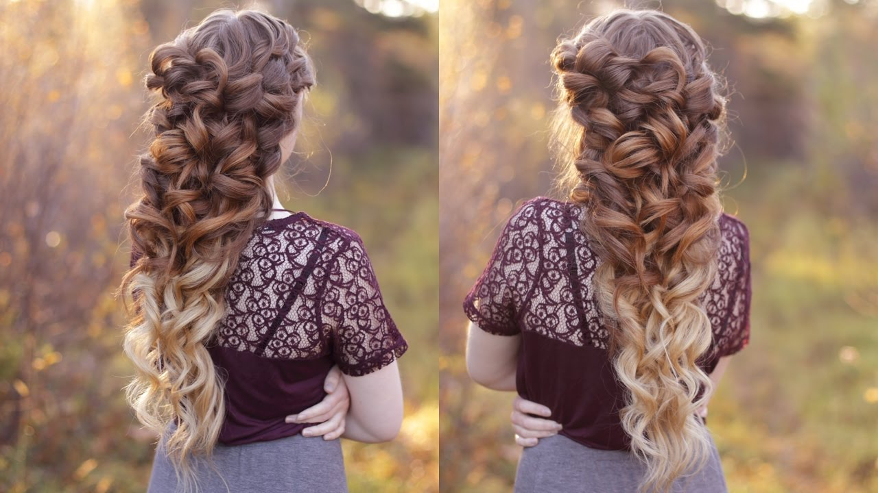 Goddess Braid (View 7 of 20)