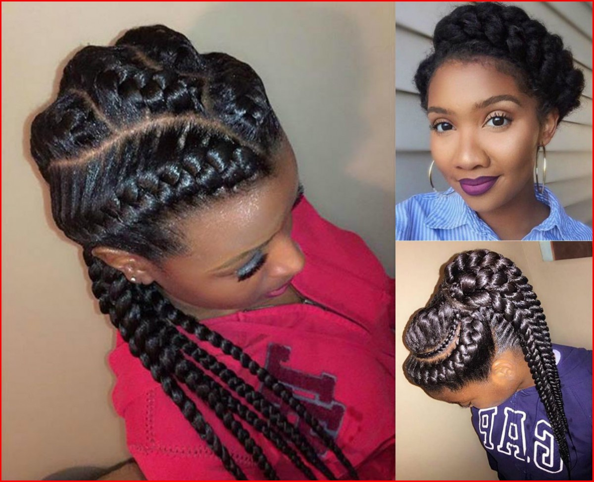 Goddess Braids Hairstyles Natural Hair – Hairstyles Braided Within Well Known Goddess Braided Hairstyles With Beads (View 14 of 20)