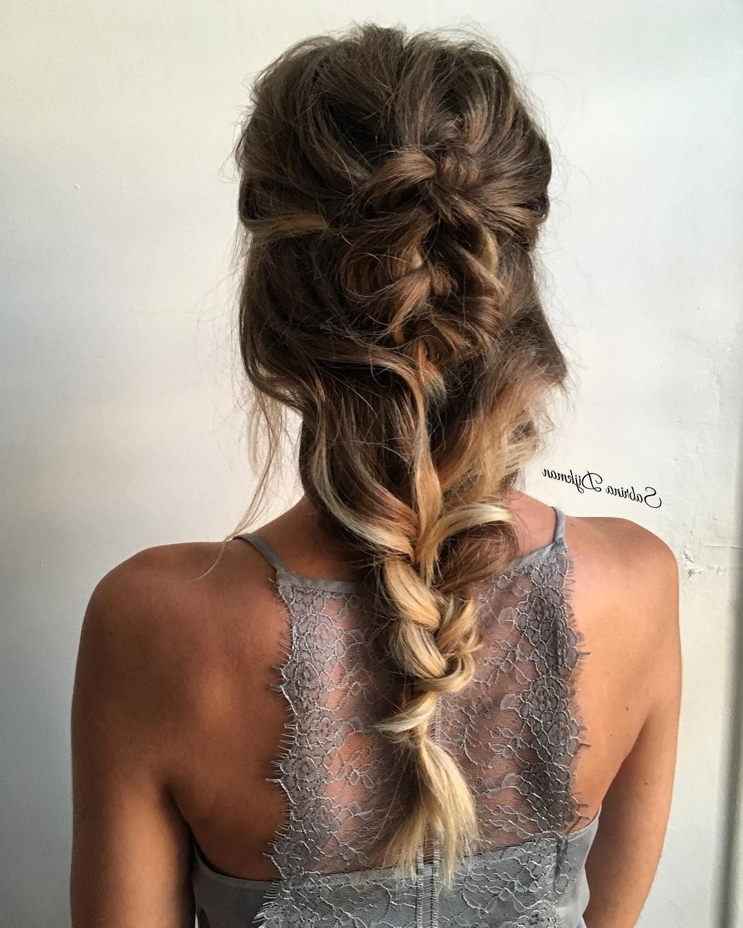 Gorgeous Hairstyle Inspiration – Updo Wedding Hairstyle Inside Most Current Naturally Textured Updo Hairstyles (View 16 of 20)