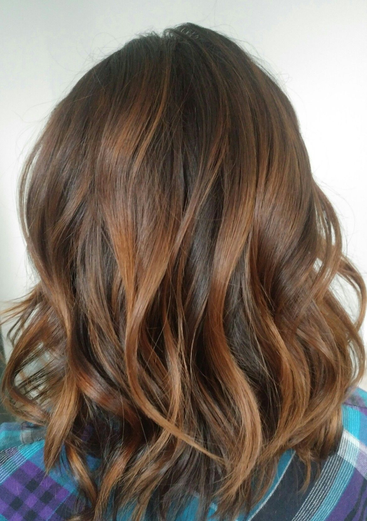 Hair Color In  (View 11 of 20)
