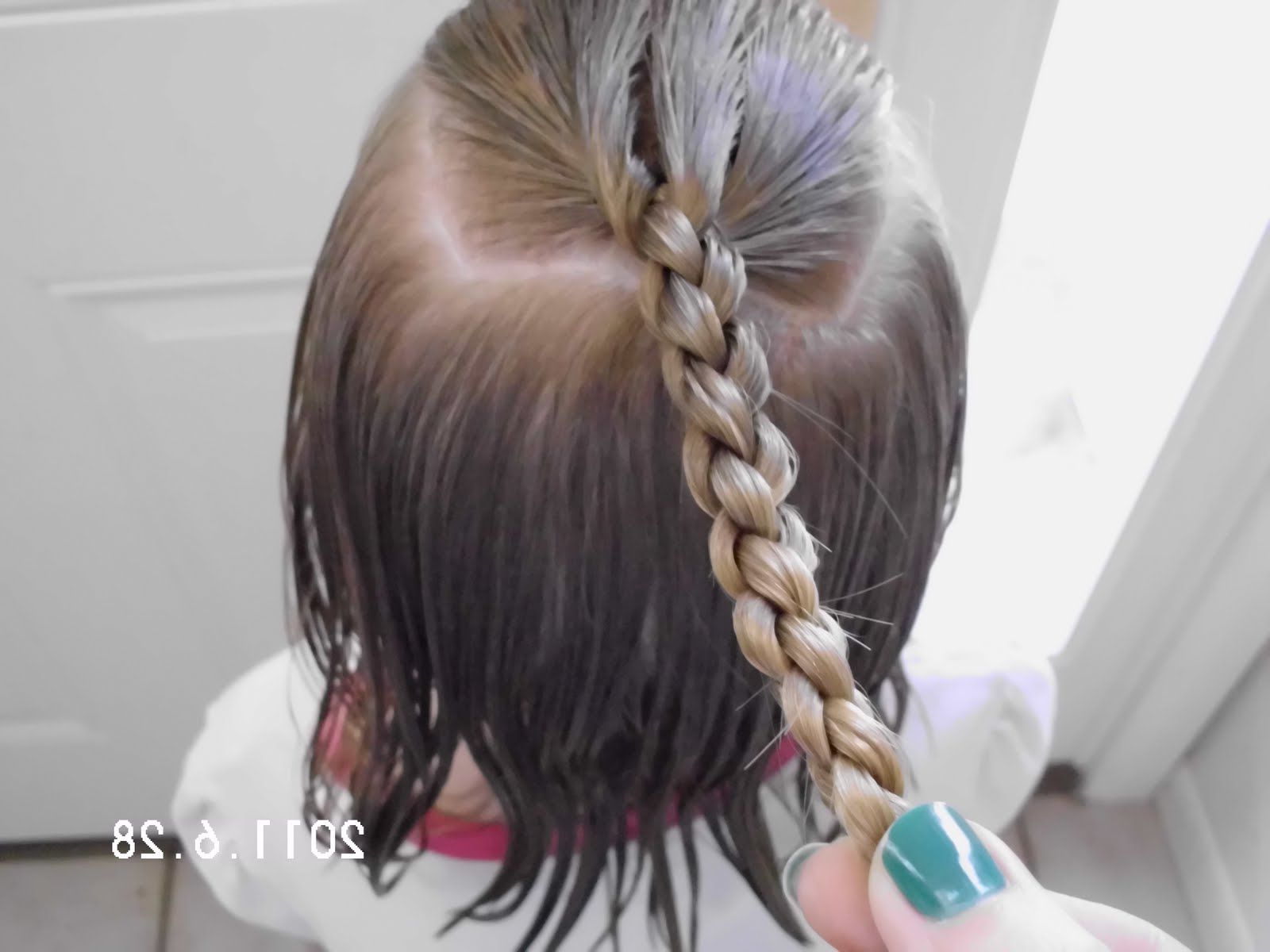 Hair Styles, Braided (View 6 of 20)