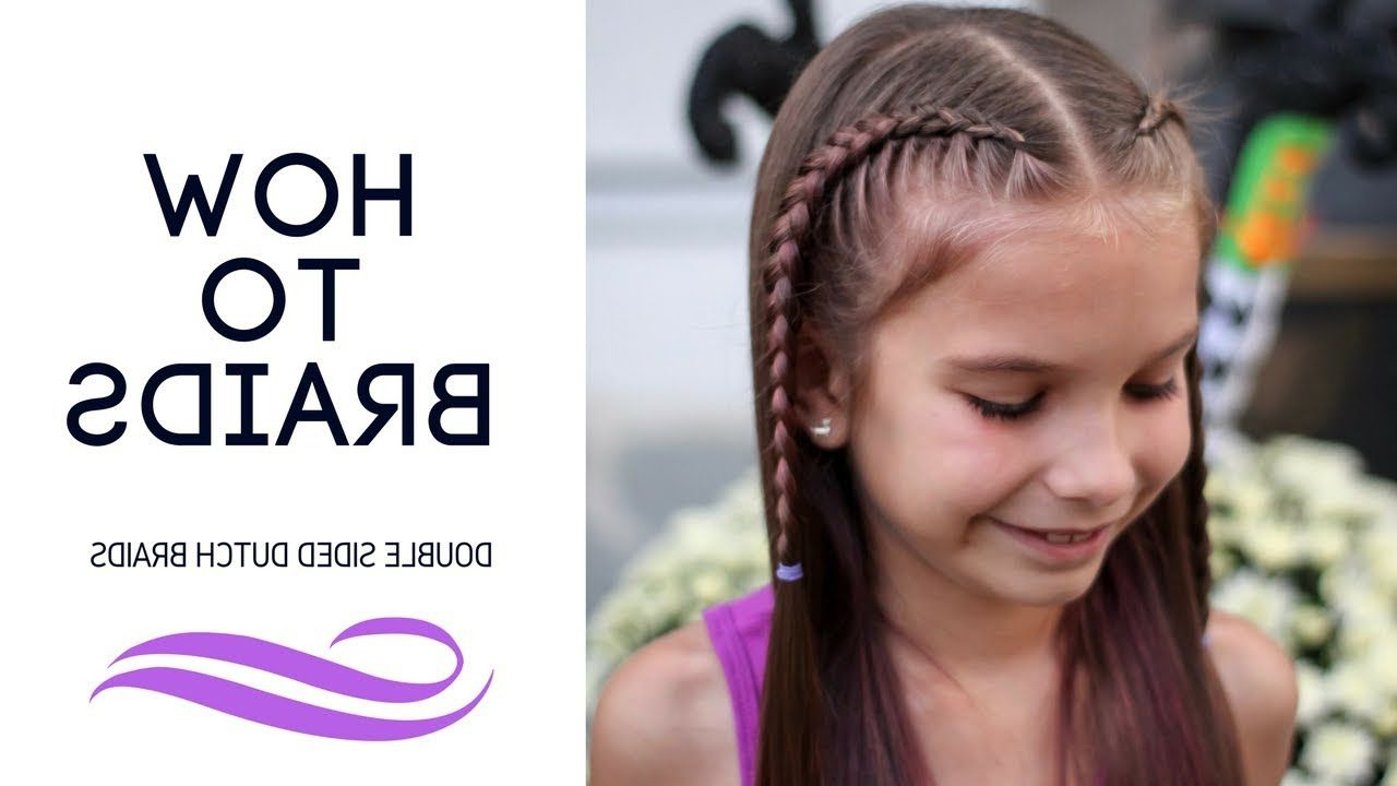Hair Styles Intended For Most Current Double Rapunzel Side Rope Braid Hairstyles (View 3 of 20)