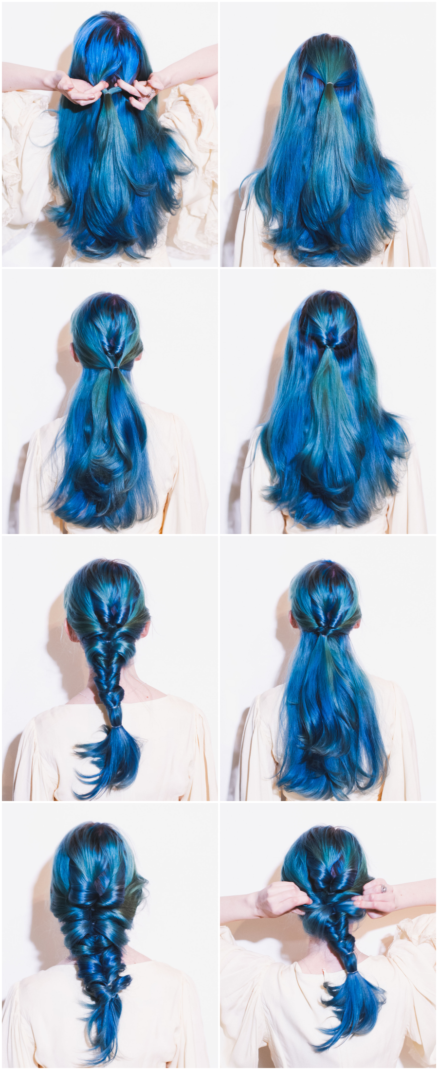 Hair Styles, Mermaid Braid Throughout Most Recent Messy Mermaid Braid Hairstyles (View 5 of 20)