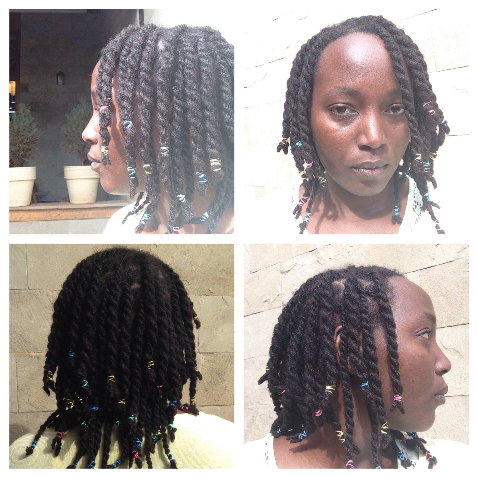 Hair Styles, Rope Twist (View 16 of 20)