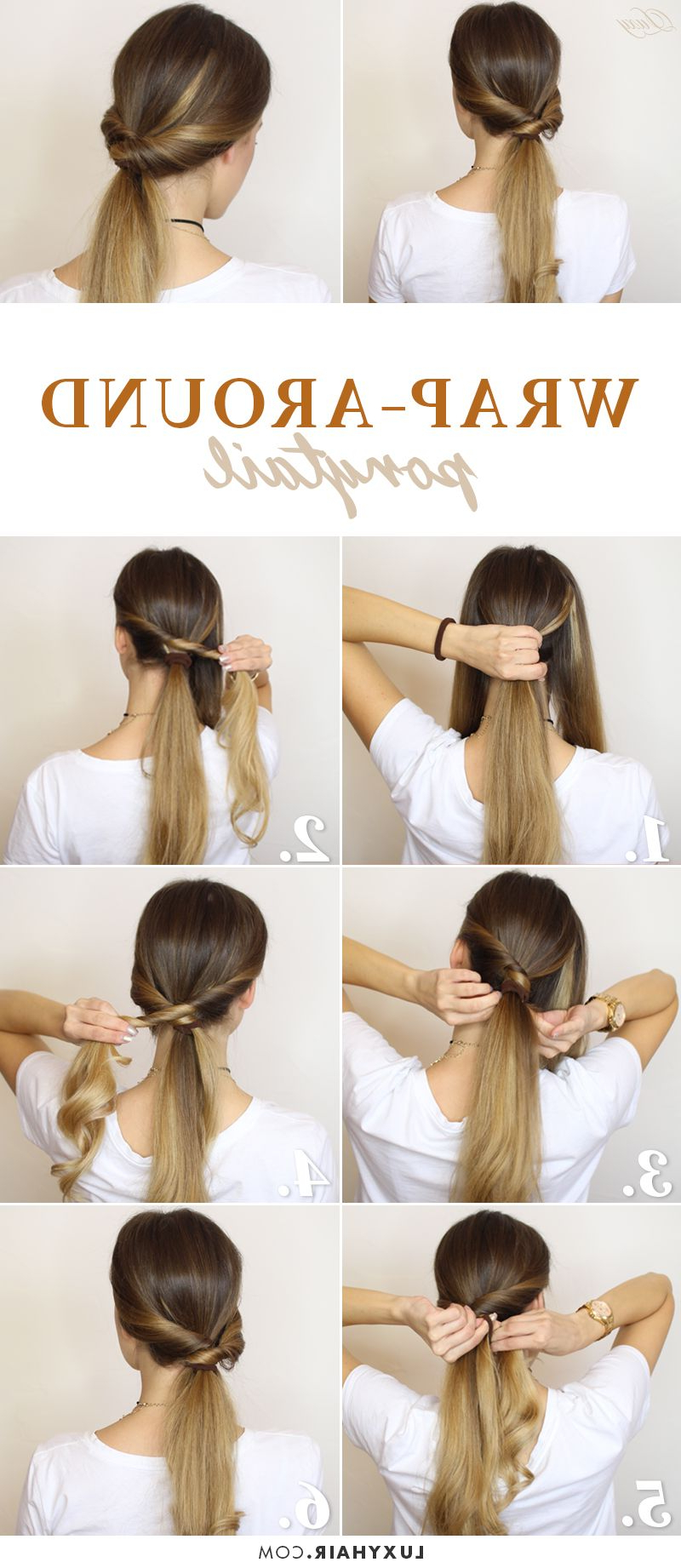 Hair Tutorials & How (View 10 of 20)
