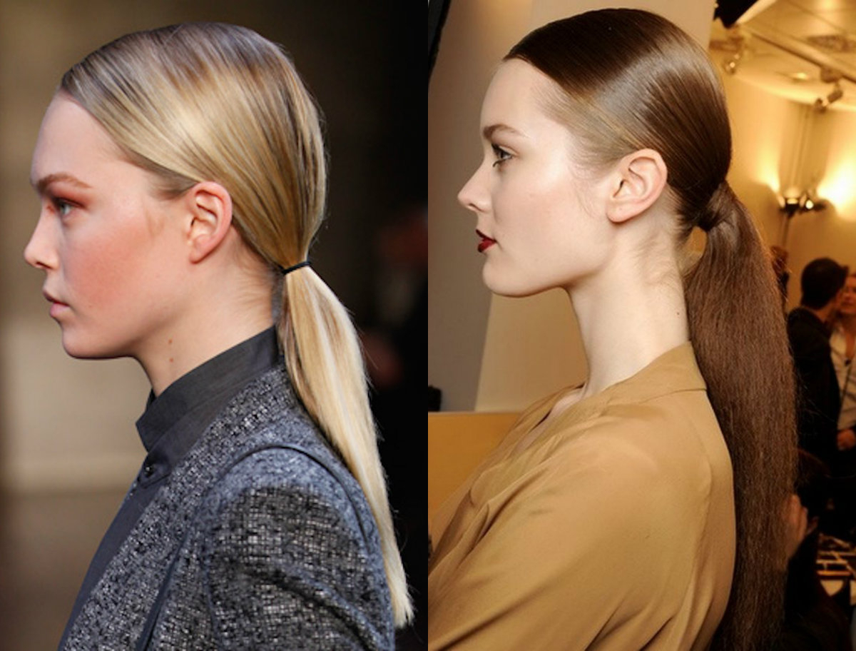 Hairdrome For Well Known Low Ponytail Hairstyles (View 11 of 20)