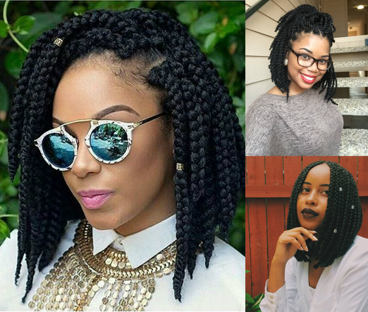 Hairdrome Intended For Widely Used Twisted Lob Braided Hairstyles (View 15 of 20)