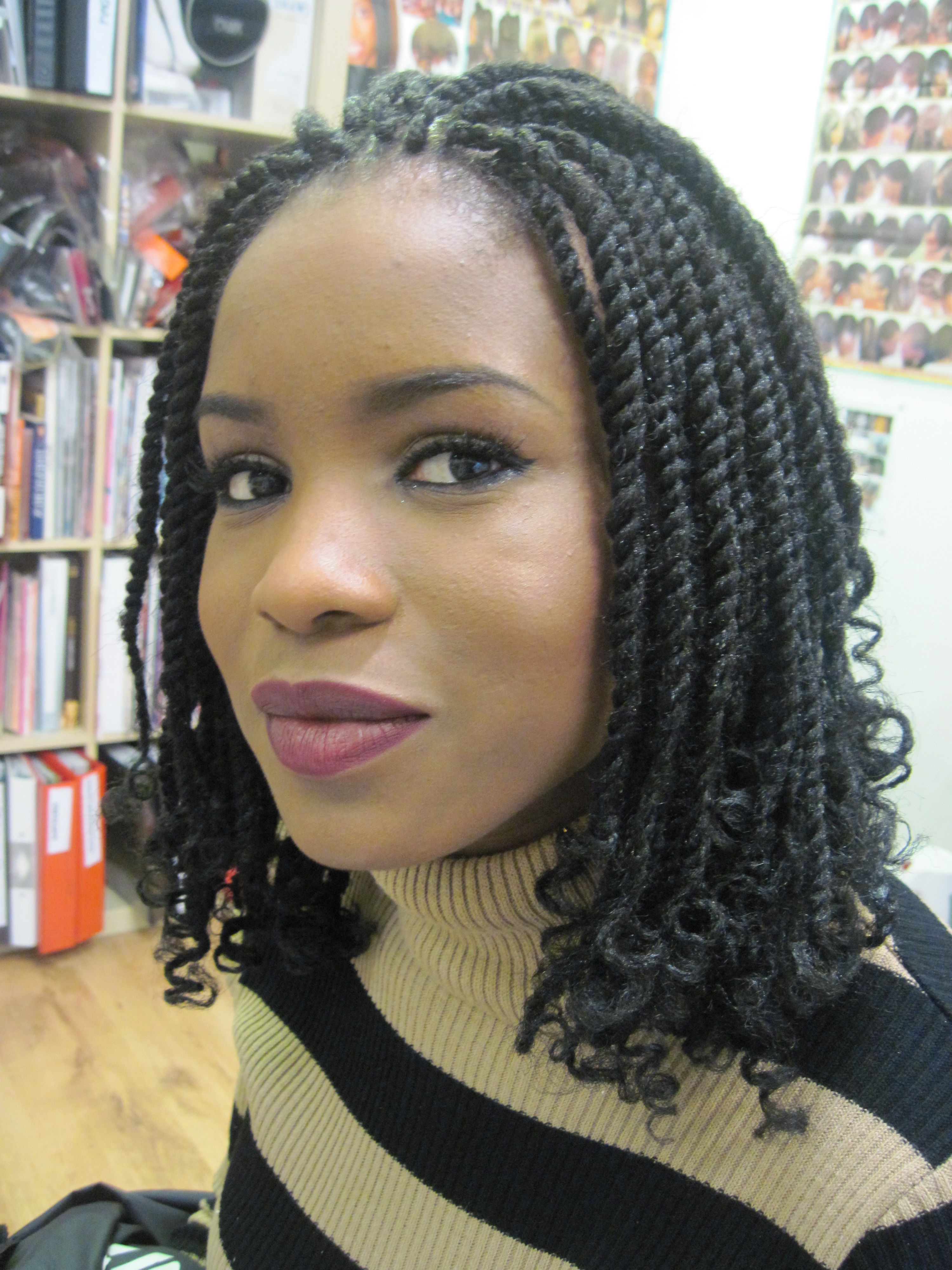 Hairstyles : Chic Braided Bob Hairstyle Winsome My Short Throughout Most Up To Date Short And Chic Bob Braid Hairstyles (Gallery 15 of 20)