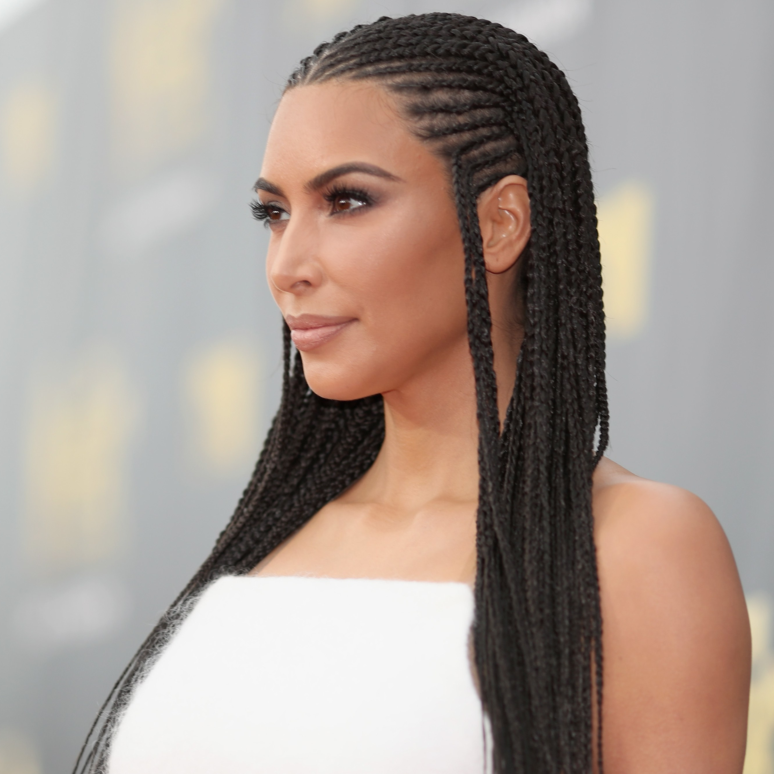 Hairstyles : Criss Cross Goddess Braids Hairstyles Wonderful Pertaining To Preferred Cornrow Braids Hairstyles With Ponytail (View 14 of 20)