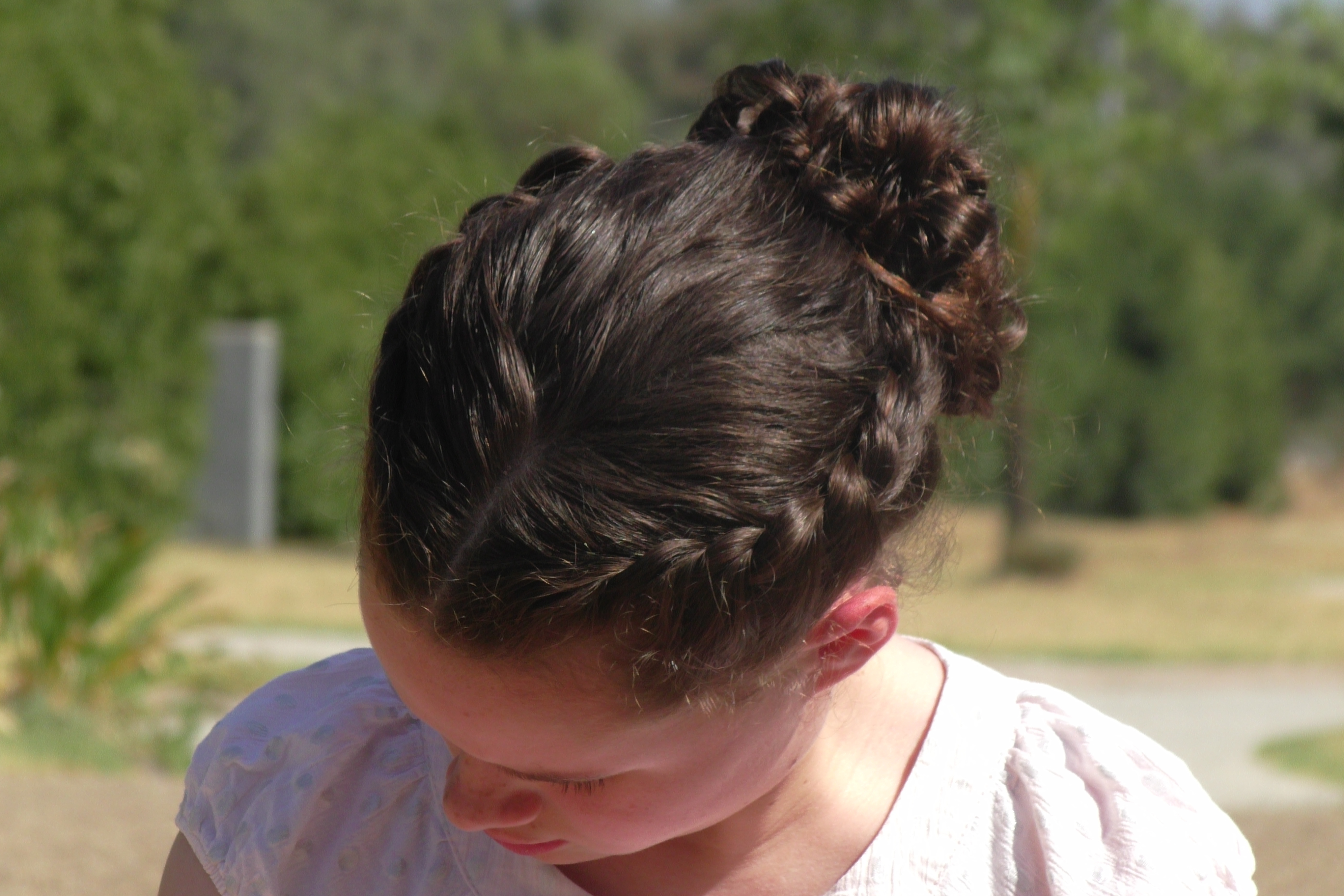 Hairstyles For Bad Hair Days Throughout Popular Messy Rope Braid Updo Hairstyles (View 20 of 20)