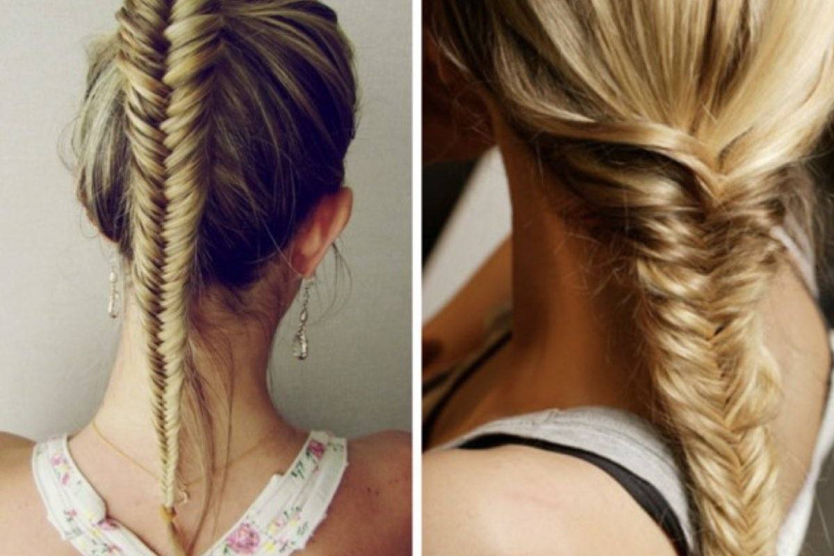 Hairstyles For Looking Fit In Your Gym Kit This Summer – Dose In 2019 Nostalgic Knotted Mermaid Braid Hairstyles (Gallery 10 of 20)