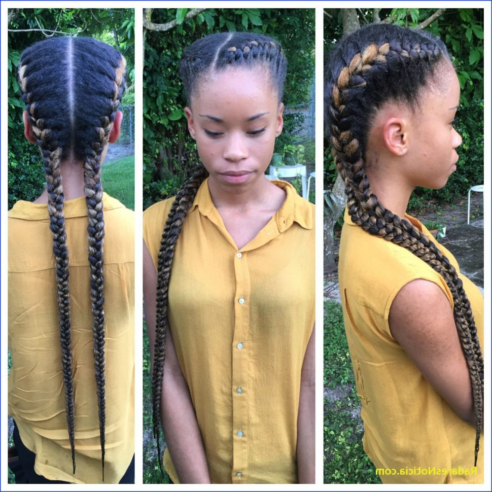 Hairstyles : Side Braids For Natural Black Hair Halo Braid With Regard To Preferred Halo Braided Hairstyles (View 13 of 20)